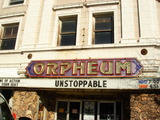 Orpheum Marquee