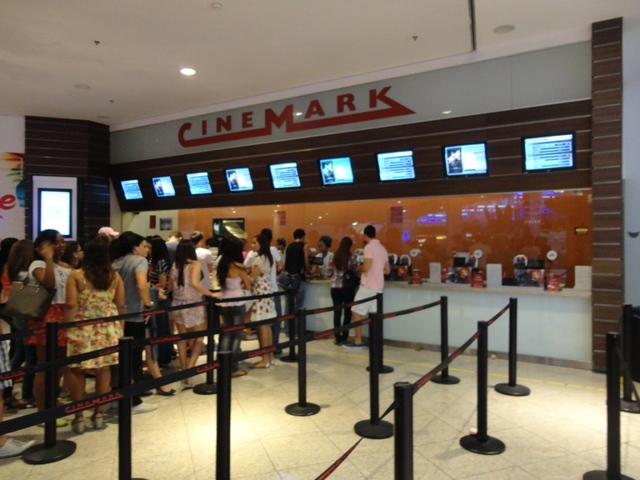 Cinemark Salvador Shopping