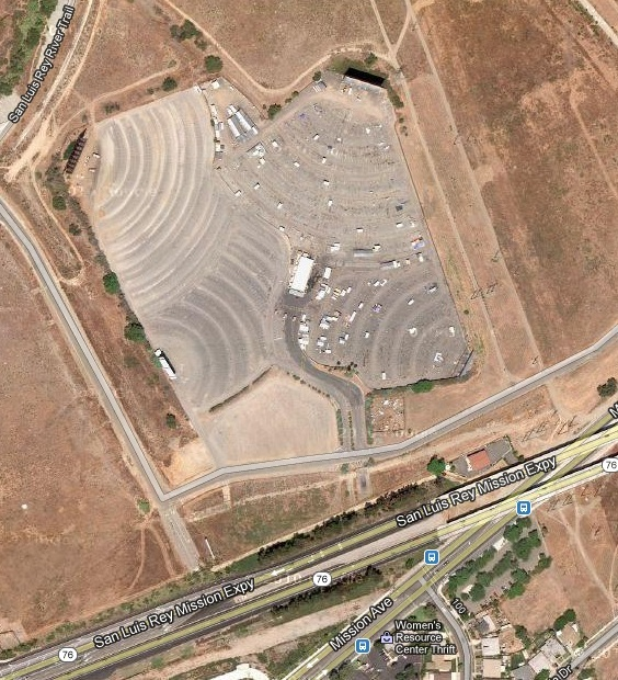 Aerial Shot, Google Maps