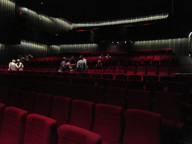 TIFF Bell Lightbox Theatre 1 - Reverse Angle