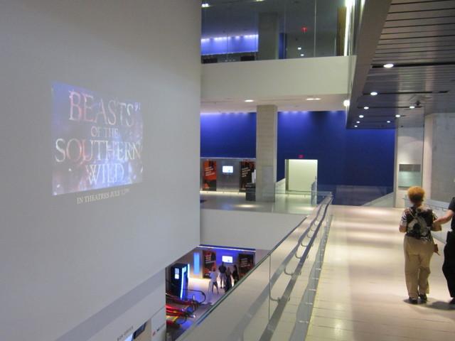 TIFF Bell Lightbox Lobby