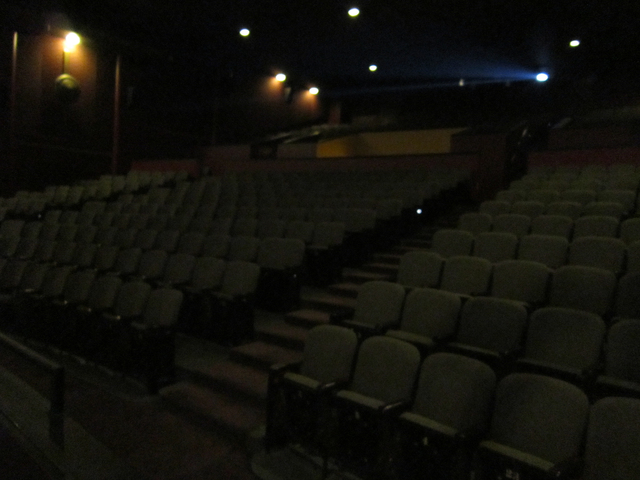 Bloor Hot Docs Cinema - Balcony Reverse Angle