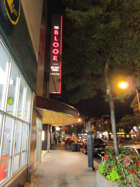 Bloor Hot Docs Cinema - Outside