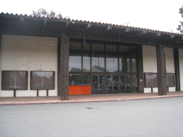 Box Office and Front Entrance