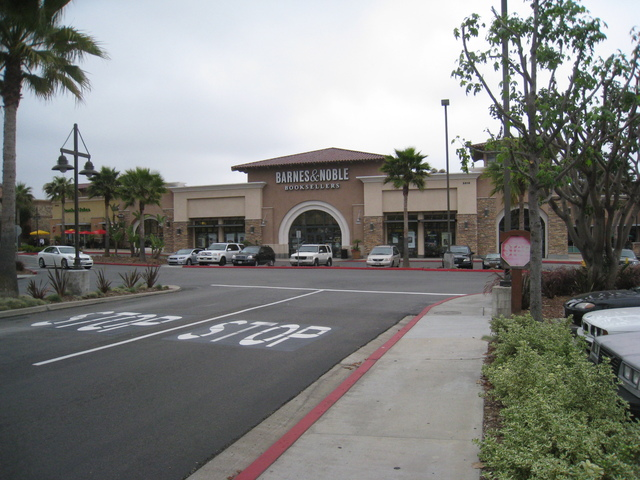 Site of the former El Camino 8