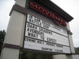 Moviemax Cinema marquee
