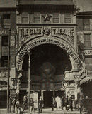 Star Theatre, Scollay Square, Boston, 1910