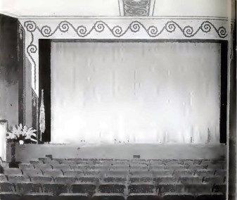 Stage, MT. LOOKOUT Theatre, Cincinnati, Ohio