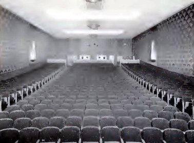 Auditorium, MT. LOOKOUT Theatre, Cincinnati, Ohio