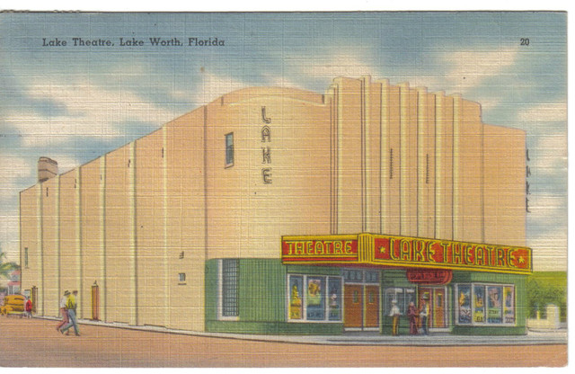 LAKE Theatre, Lake Worth, Florida