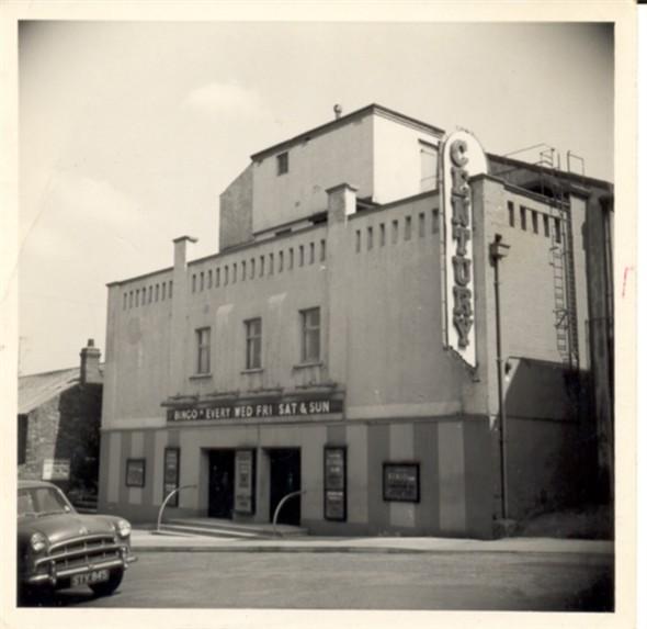 Century Cinema, Midworth Street, Mansfield