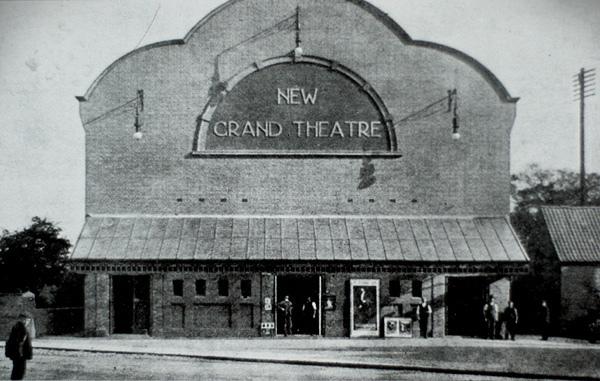 The New Grand Theatre, Mansfield