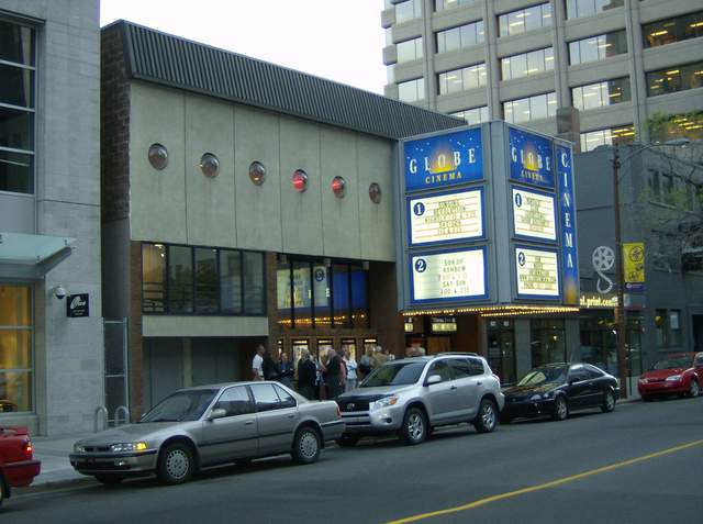 Globe Cinema