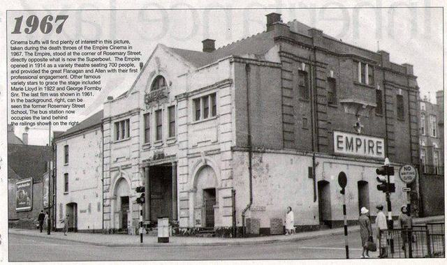 Empire Cinema, Mansfield