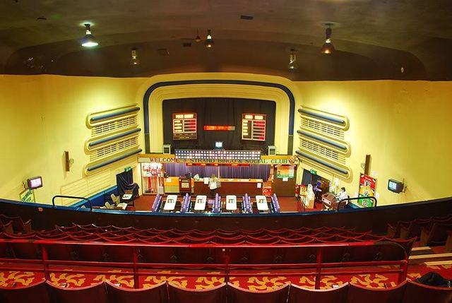 Strand auditorium