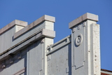 Marina - detail facade - April 2012