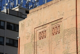 Enfield &quot;Savoy&quot; - facade detail - April 2012