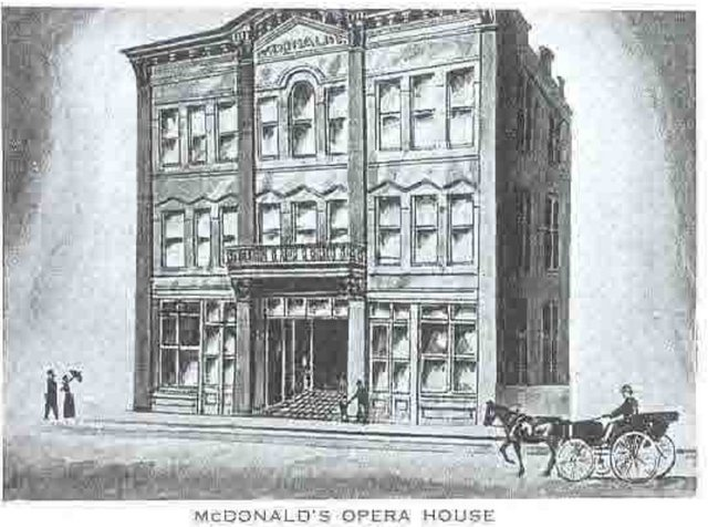 McDonald's Theater (Opera House)