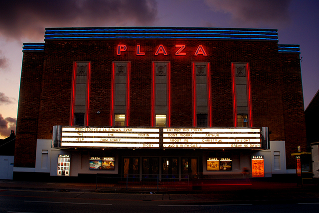 Plaza - Crosby