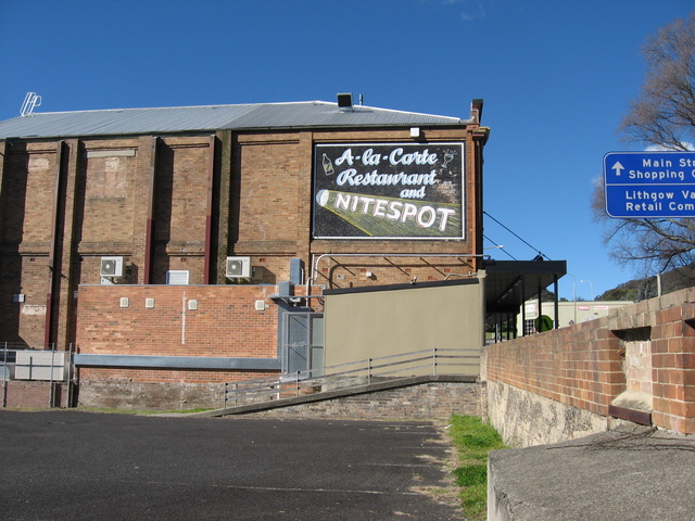 Theatre Royal - Lithgow - 2009