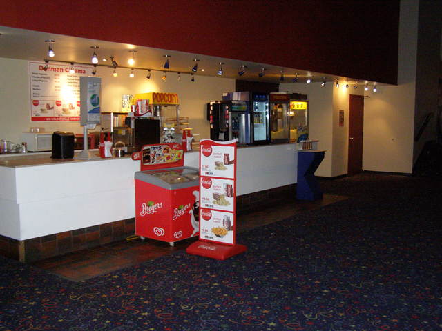 Denman Place Cinema