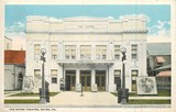 Postcard view, SAYRE Theatre, Sayre, Pennsylvania