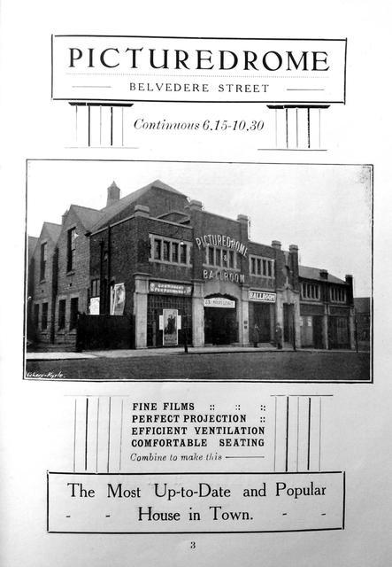 Picturedrome flyer