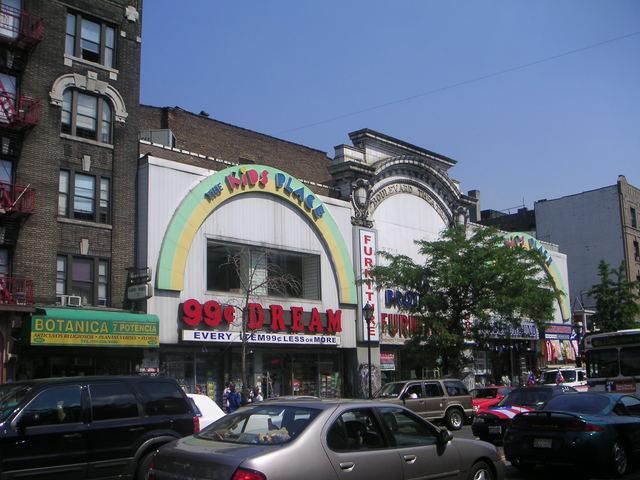Boulevard Theatre