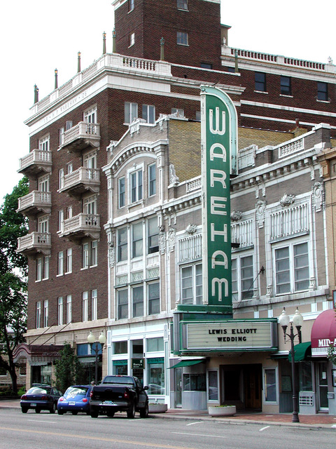 Wareham Theatre Manhattan, Ks