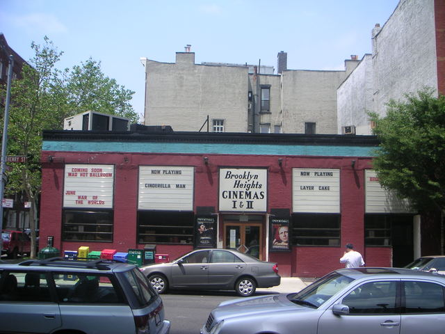 Brooklyn Heights Cinema I & II