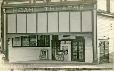 PEARL (CASTLE) Theatre; Castle Shannon, Pennsylvania.