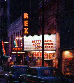 REX Theatre; Spokane, Washington.