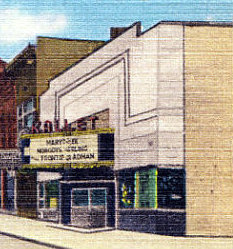 KALLET Theatre; Pulaski, New York.