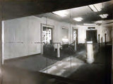 Lobby, KEN (KENWOOD) Theatre; Chicago, Illinois after 1939.