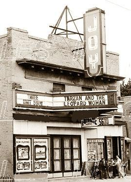JOY (REX) Theatre; Toronto, Ontario.