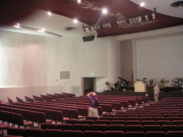 Tejon Theatre