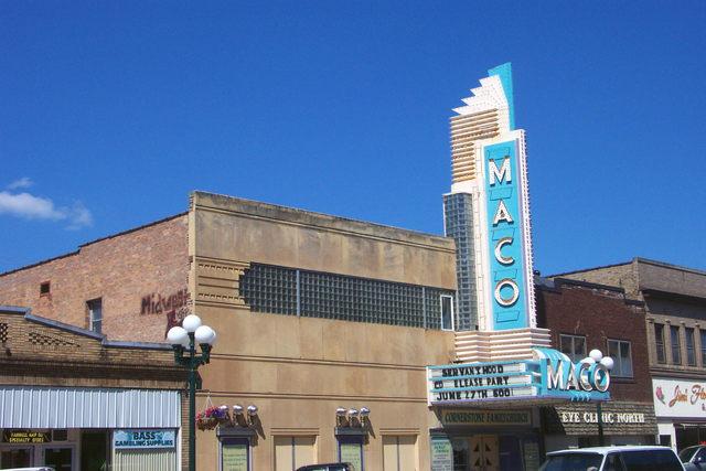 Maco Theatre Front