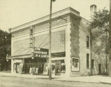 Facade, Plaza (Orpheum) Theatre, Waterloo, Iowa, 1915