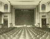 Auditorium, Plaza (Orpheum) Theatre, Waterloo, Iowa, 1915