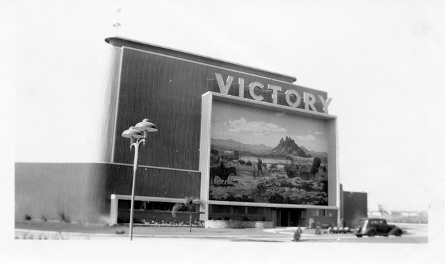 Pre-Opening Photo of the Victory?