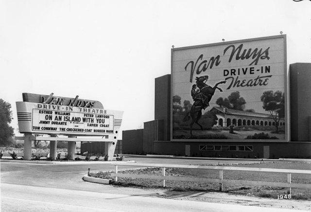 Van Nuys Drive-In