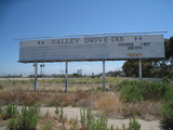 The Valley Drive-In Marquee