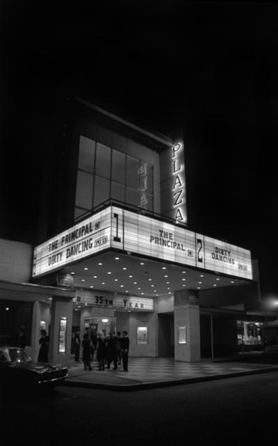 Plaza Theater, Memphis, Tn. c.1989