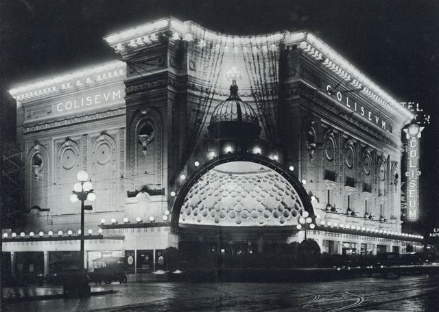 Coliseum Theater, Seattle, C.1917