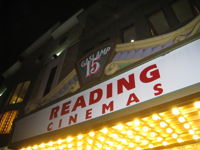 Reading Cinemas Gaslamp 15