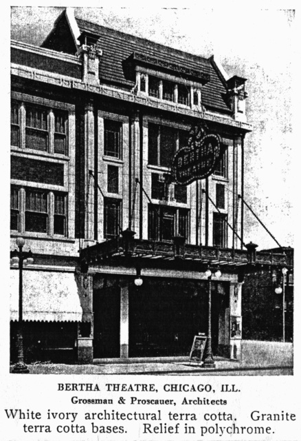 Bertha Theatre