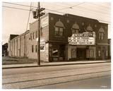 Mount Dennis Theatre Exterior View Late 1940s