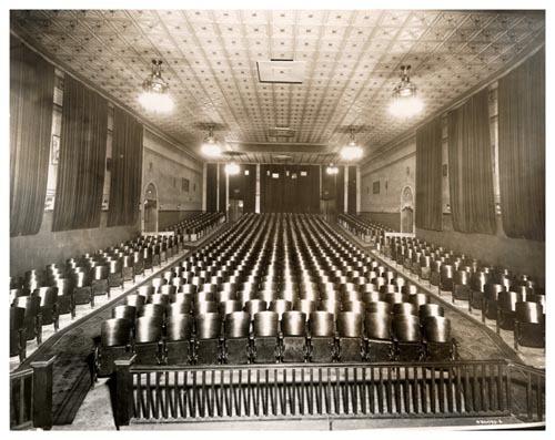 Mount Dennis Theatre (2nd Theatre Interior)
