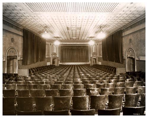 Mount Dennis Theatre (2nd Theatre Mid Interior View)