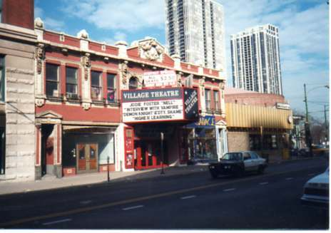 Village Art Theatre